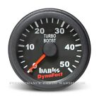 BANKS DYNAFACT BOOST GAUGE Fits 89-02 DODGE 5.9L CUMMINS 0-50 PSI