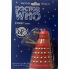 Doctor Who Dapol Dalek Red & Gold Action Figure BNOC