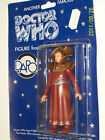 Doctor Who Dapol Time Lord Burgundy Robe Action Figure