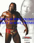 WWE TNA WRESTLING OFFICIAL 8X10 PROMO P-55 PHOTO BOOKER T