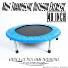 """New 40"""" Mini Soft Trampoline Home Gym Fitness Exercise"""