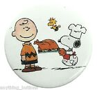 """Thanksgiving """"A Charlie Brown Thanksgiving"""" -e- Button or Magnet - YOUR Choice!"""