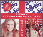 Keedie & The England Cricket Team Jerusalem CD single