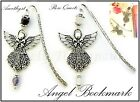 ANGEL Bookmark~Gemstone/Pewter~A Purely Therapeutic Design