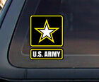 U.S. ARMY Car Decal / Sticker - 5 x 3.75 inches