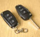 Remote Central Locking Kit VW GOLF mk4 mk5 POLO LUPO GTI includes HAA key blanks