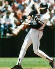 WILLIE McCOVEY ACTION HITTING PHOTO BS