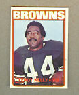 1972 TOPPS LEROY KELLY #70 * Cleveland Browns RB