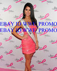 Rima Fakih Miss USA PHOTO 8x10 PICTURE In Pink Dress #345AH