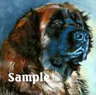 Leonberger woven throw design #9 - amazing!