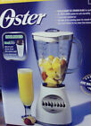 OSTER WITH PLASTIC JAR 10 SPEED 450 WATTS BLENDER # 6629 WITH BLEND N GO CUP NEW