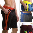 Cheap~Casual Loose New GYM Sexy Mens Causal jogging Sports pants 3 Size 5 Colors