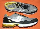 Saucony Shadow 2010 mens shoes sneakers gray black white trainers