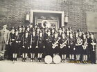 1940s Photo Enfield High School Marching Band IL