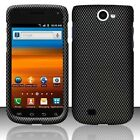 For Samsung Exhibit 2 II 4G HARD Protector Case Snap on Phone Cover Carbon Fiber