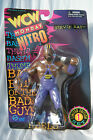 MISTAKE CARD BOOKER T STEVIE RAY WCW TOYMAKERS RARE WRESTLING ACTION FIGURES WWE