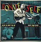 Rockabilly: RONNIE SELF-You're So Right For Me/Rocky Road Blues WILD!-HEAR IT!!