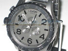 Nixon 51-30 UNRELEASED SAMPLE CHRONO Black Stainless watch Japanese movement