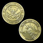 Dept.of Homeland Security Driver & Marine Division Coin