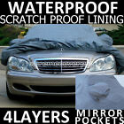1994 1995 Mercedes-Benz S420 S500 4LAYERS WATERPROOF Car Cover