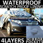 2004 2005 Chrysler Pacifica 4LAYERS WATERPROOF Car Cover
