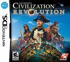 Sid Meier's Civilization Revolution Nintendo DS BRAND NEW SEALED Video Game