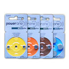 PowerOne ACCU Plus Recharagable Hearing Aid Batteries & Free Battery Buddy