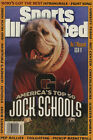UGA V Sports Illustrated Poster - Best Mascot - Georgia Bulldogs - 4/23/97