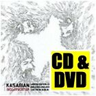 KASABIAN Velociraptor! CD/DVD Limited Edition NEW Box Set