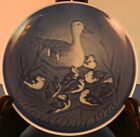 ATTRACTIVE VINTAGE BING & GRONDAHL B & G MOTHER'S DAY PLATE FROM 1973