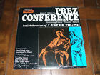 Prez Conference - Harry Sweets Edison Jazz SEALED 1978 LP M- Lester Young