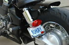 LPM3 License Plate Mount with Cateye Tail Light Honda Magna Shadow 750 Valkyrie
