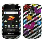 For Samsung Transform Ultra M930 HARD Protector Case Phone Cover 2D Color Heart