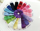 Baby/Toddler/Girl/Adult Crochet Headband BUY 3 GET 1 FREE HOT SELL! FREE POSTAGE