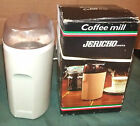 ELECTRIC~JERICHO America ~ COFFEE AND SPICE MILL~ IN BOX