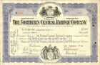 Northern Central Railway Company Pennsylvania Maryland stock certificate share