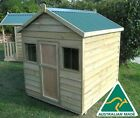 "THE ""SHELBY"" BRAND NEW OUTDOOR WOODEN TIMBER KIDS CUBBY HOUSE AUSTRALIAN MADE"