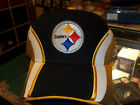 PITTSBURGH STEELERS REEBOK ONE SIZE FITS ALL ADJUSTABLE HAT
