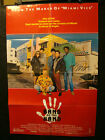 Band of the Hand 1 sheet poster