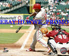 Jimmy Rollins PHILADELPHIA PHILLIES MLB OFFICIAL LICENSED 8X10 BASEBALL PHOTO
