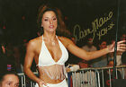 DAWN MARIE 8 X 12 AUTOGRAPHED SIGNED PHOTO ECW WWE WWF VINTAGE ULTRA RARE