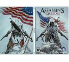 Assassin's Creed III - Limited Edition Steelbook (Videogame Steelbook) Brand NEW
