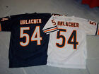 BRIAN URLACHER #54 CHICAGO BEARS ADULT REEBOK PREMIER STITCHED JERSEY FREE SHIP!