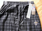 NEW ORLEANS SAINTS YOUTH BLACK SLEEPWEAR PANTS SIZE SMALL 8
