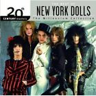 NEW YORK DOLLS Best Of CD BRAND NEW 20th Century Masters Millennium Collection