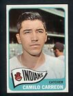 1965 Topps Camilo Carreon SP #578 NEAR MINT