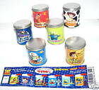 Yujin Disney Toystory Toy story Metal cans Gashapon (full set of 6 )