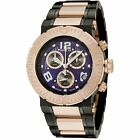 Invicta 6765 Men's Reserve Collection Chronograph 18k Rose Gold Plated