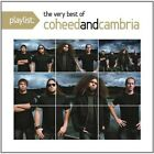 COHEED AND CAMBRIA Playlist: The Very Best Of CD BRAND NEW w/ CD ROM