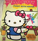 HELLO KITTY Paint with water Book (#2)